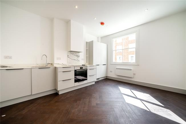 Offers in excess of £550,000, 1 Bedroom Flat For Sale in London, NW8
