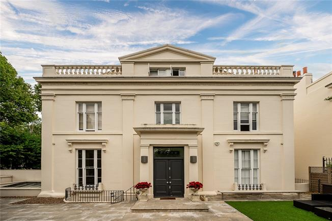 Asking Price £6,250,000, 6 Bedroom Semi Detached House For Sale in London, W2
