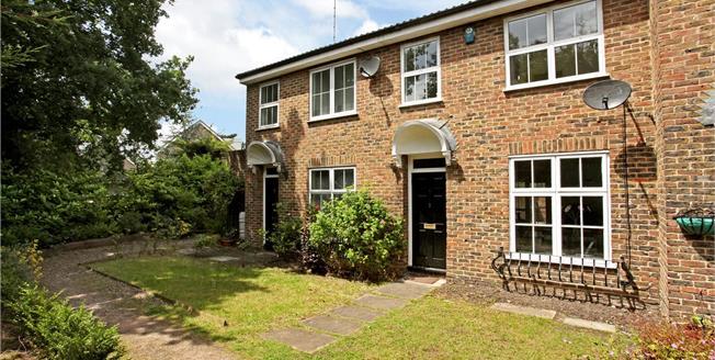 Guide Price £449,000, 3 Bedroom Terraced House For Sale in Sunningdale, Berkshire, SL5