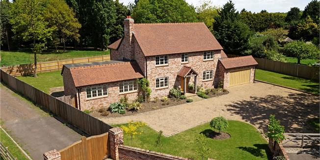 Guide Price £1,300,000, 4 Bedroom Detached House For Sale in Woking, Surrey, GU24