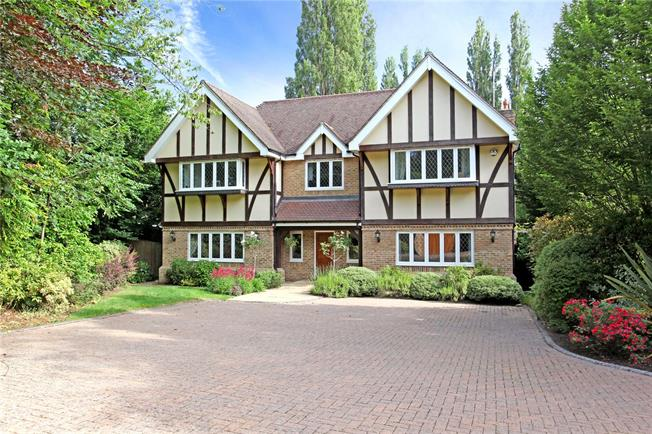 Guide Price £2,000,000, 5 Bedroom Detached House For Sale in Ascot, SL5