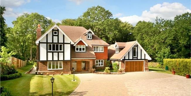 Guide Price £1,999,950, 5 Bedroom Detached House For Sale in Ascot, Berkshire, SL5