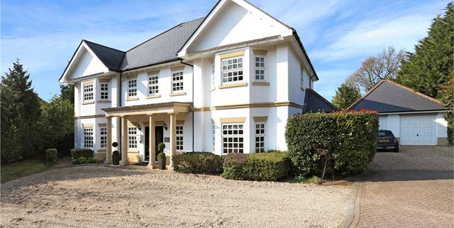 Guide Price £1,895,000, 5 Bedroom Detached House For Sale in Ascot, SL5