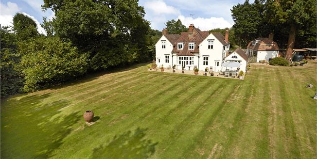 Guide Price £1,800,000, 5 Bedroom Detached House For Sale in Chobham, GU24