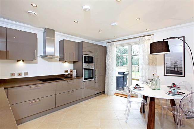 Asking Price £649,950, 2 Bedroom Flat For Sale in Ascot, Berkshire, SL5