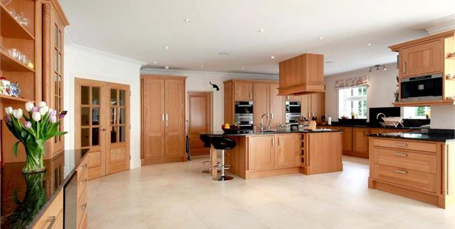 Guide Price £3,350,000, 6 Bedroom Detached House For Sale in Ascot, SL5