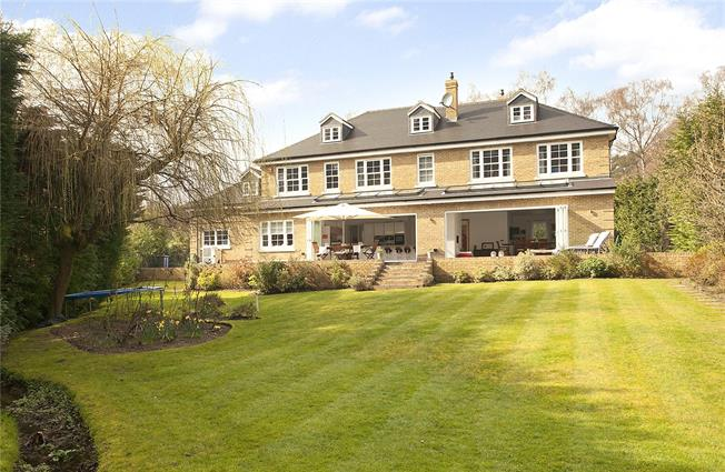 Price on Application, 6 Bedroom Detached House For Sale in Ascot, SL5
