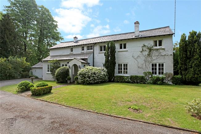 Guide Price £1,395,000, 3 Bedroom Detached House For Sale in Ascot, SL5