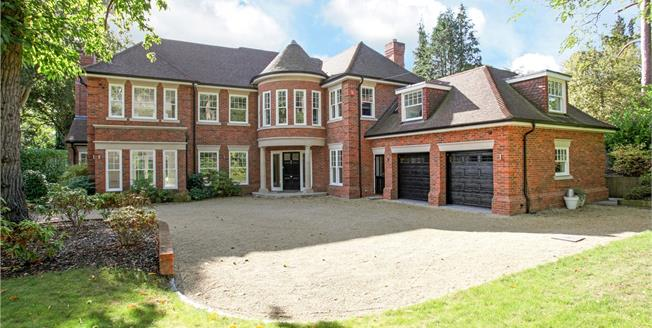 Offers in the region of £2,850,000, 5 Bedroom Detached House For Sale in Ascot, SL5