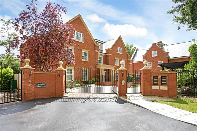 Guide Price £895,000, 2 Bedroom Flat For Sale in Ascot, Berkshire, SL5
