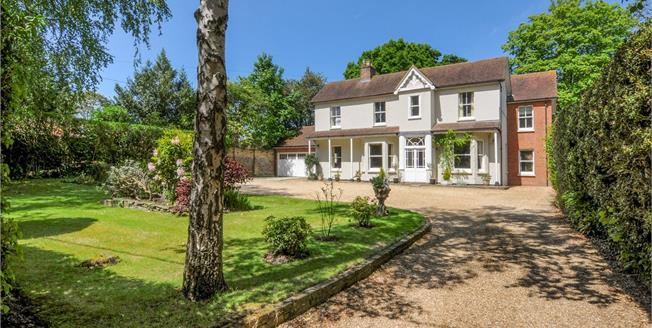 Offers in excess of £1,600,000, 6 Bedroom Detached House For Sale in Surrey, GU20