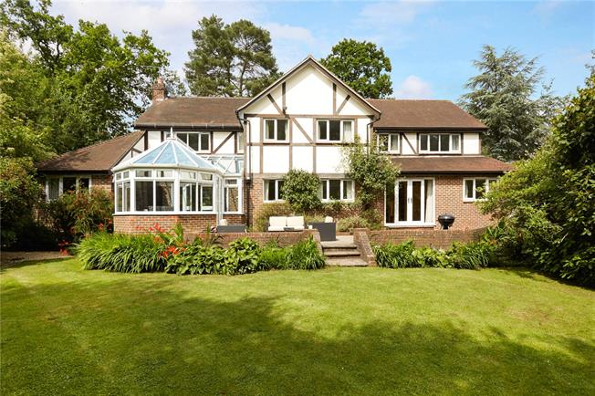 Offers in excess of £1,500,000, 5 Bedroom Detached House For Sale in Berkshire, SL5