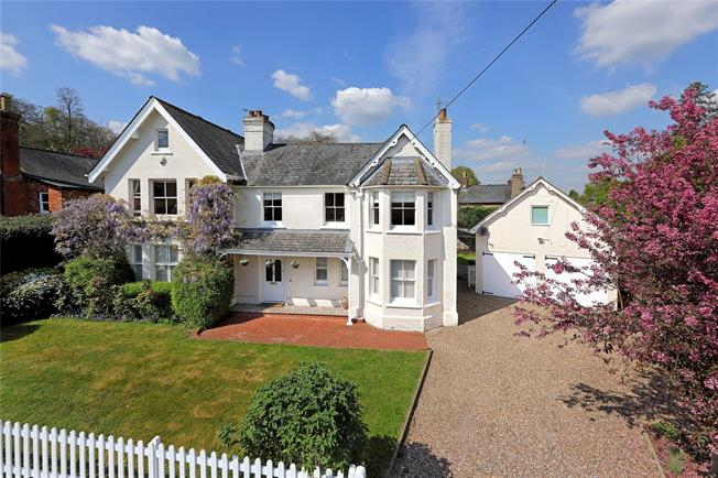 Offers in excess of £1,450,000, 5 Bedroom Detached House For Sale in Ascot, Berkshire, SL5