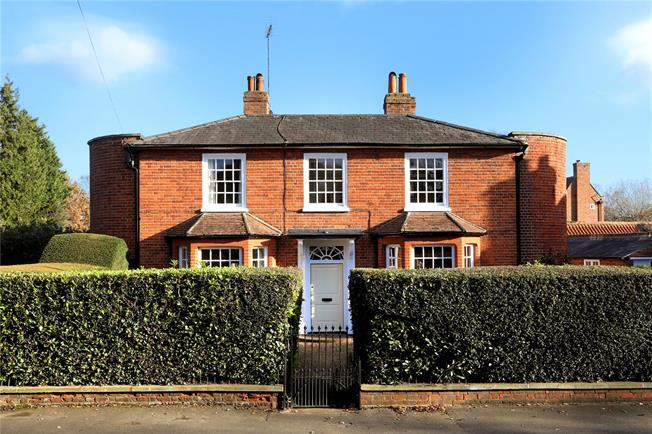 Guide Price £2,000,000, 5 Bedroom Detached House For Sale in Woking, Surrey, GU24