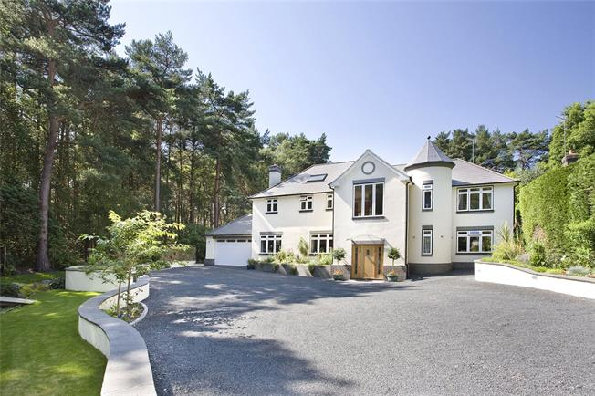 Offers in excess of £2,150,000, 5 Bedroom Detached House For Sale in Berkshire, SL5