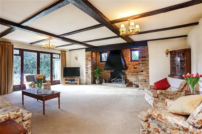 Offers in excess of £1,250,000, 4 Bedroom Detached House For Sale in Surrey, GU24