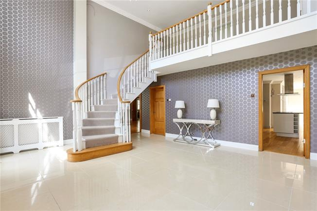 Offers in excess of £2,100,000, 5 Bedroom Detached House For Sale in Berkshire, SL5