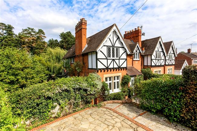 Guide Price £750,000, 4 Bedroom Semi Detached House For Sale in Ascot, SL5
