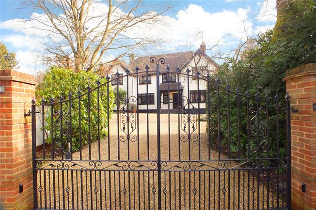 Guide Price £1,150,000, 6 Bedroom Detached House For Sale in Camberley, GU15