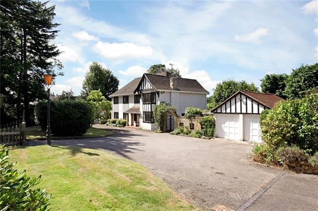 Guide Price £1,550,000, 4 Bedroom Detached House For Sale in Ascot, SL5