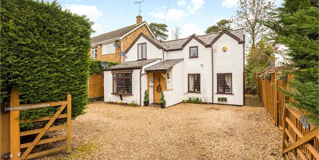 Offers in the region of £695,000, 3 Bedroom Detached House For Sale in Winkfield, SL4