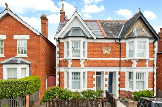 Guide Price £635,000, 3 Bedroom Semi Detached House For Sale in Ascot, SL5