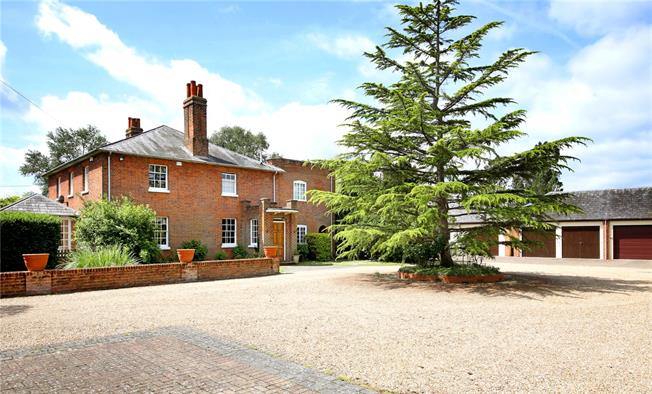 Offers in excess of £2,000,000, 5 Bedroom Land For Sale in Berkshire, RG42