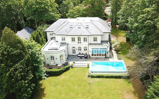 Asking Price £3,400,000, 6 Bedroom Detached House For Sale in Ascot, Berkshire, SL5