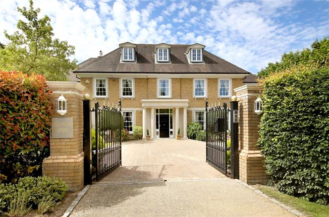 Price on Application, 6 Bedroom Detached House For Sale in Berkshire, SL5