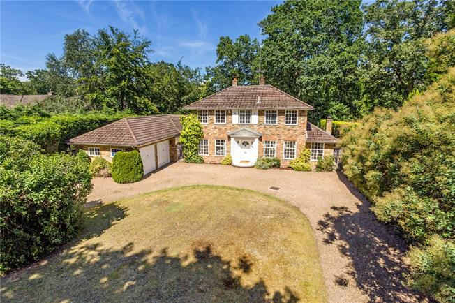 Offers in excess of £1,300,000, 4 Bedroom Detached House For Sale in Ascot, SL5