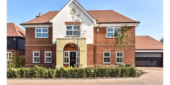 Asking Price £1,500,000, 5 Bedroom Detached House For Sale in Winkfield, SL4