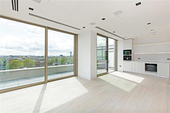 Asking Price £1,170,000, 1 Bedroom Flat For Sale in London, SE1