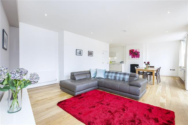 Asking Price £795,000, 1 Bedroom Flat For Sale in London, SE1