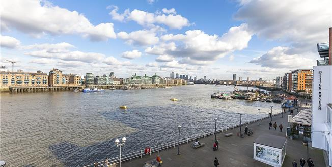 Asking Price £2,850,000, 3 Bedroom Flat For Sale in London, SE1