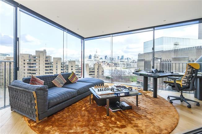 Asking Price £4,500,000, 3 Bedroom Flat For Sale in London, SE1