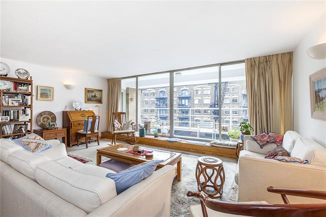Asking Price £1,500,000, 2 Bedroom Flat For Sale in London, SE1