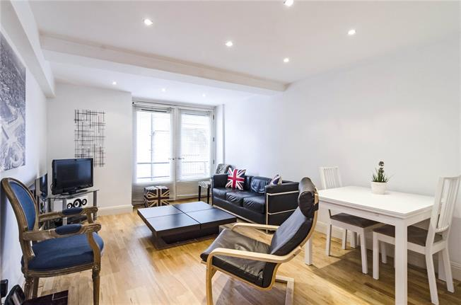 Asking Price £600,000, 1 Bedroom Flat For Sale in London, SE1