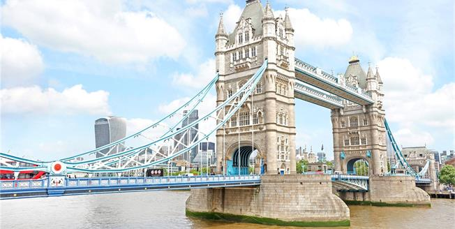 Asking Price £1,950,000, 2 Bedroom Flat For Sale in London, SE1