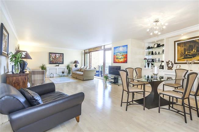 Asking Price £2,750,000, 3 Bedroom Flat For Sale in London, E1W