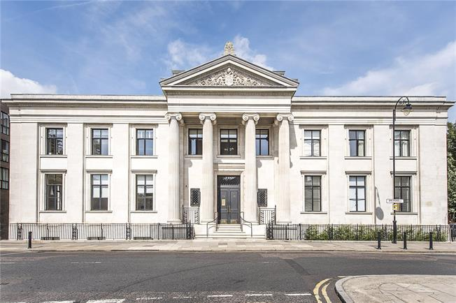 Asking Price £845,000, 2 Bedroom Flat For Sale in London, SE16