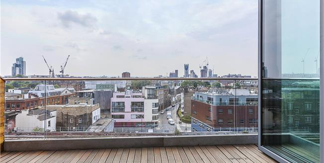 Asking Price £1,695,000, 3 Bedroom Flat For Sale in London, SE1