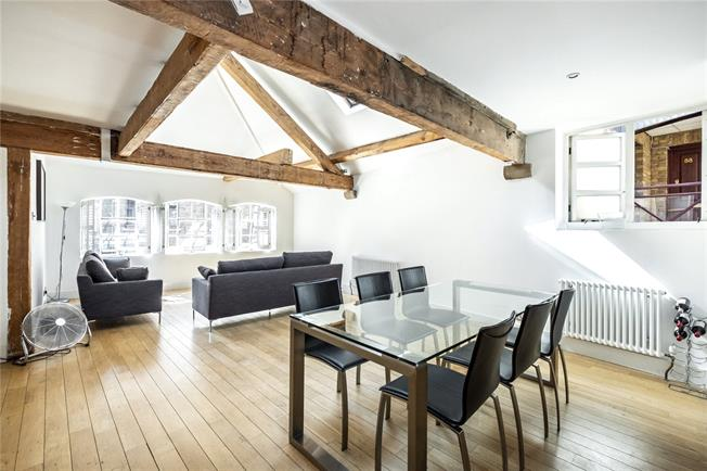 Asking Price £1,200,000, 2 Bedroom Flat For Sale in London, SE1
