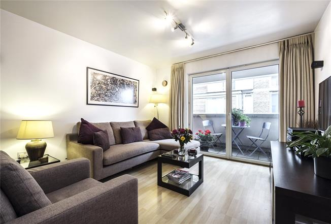 Asking Price £530,000, 2 Bedroom Flat For Sale in London, SE16