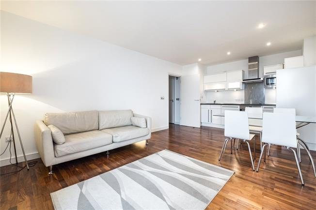 Fixed Price £500,000, 1 Bedroom Flat For Sale in London, SE16