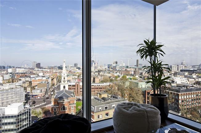 Asking Price £550,000, 1 Bedroom Flat For Sale in London, SE1