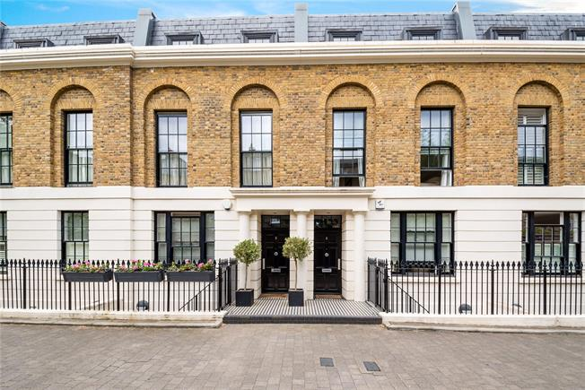 Asking Price £3,000,000, 5 Bedroom Terraced House For Sale in London, SE1