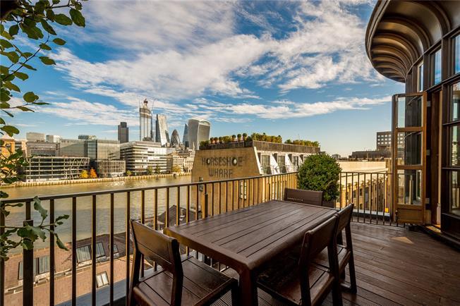 Asking Price £3,500,000, 3 Bedroom Flat For Sale in London, SE1