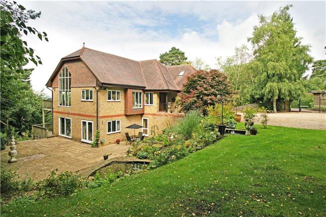 Asking Price £995,000, 5 Bedroom Detached House For Sale in Crowborough, TN6