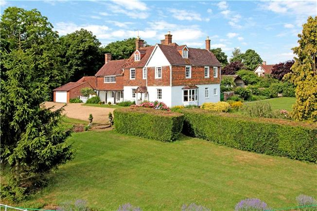 Asking Price £1,500,000, 6 Bedroom Detached House For Sale in Mark Beech, TN8