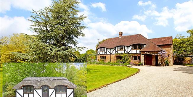 Offers in the region of £1,695,000, 6 Bedroom Detached House For Sale in East Sussex, TN6